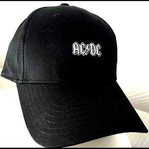Ac/Dc dad hat